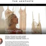 The Aesthete New York City talks art and photography with Zoe Buckman.