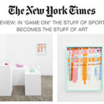 The New York Times highlights Zoe Buckman in a Review of Children's Museum of the Arts NYC summer exhibition