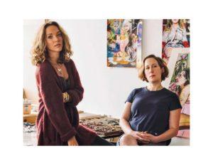 Departures features Zoe Buckman in Art Activism article