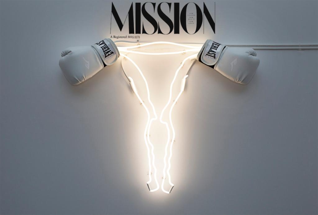 Mission Mag Zoe Buckman Champ